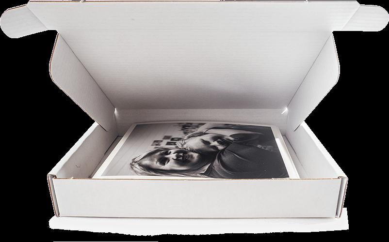 Laatikollinen valokuvia